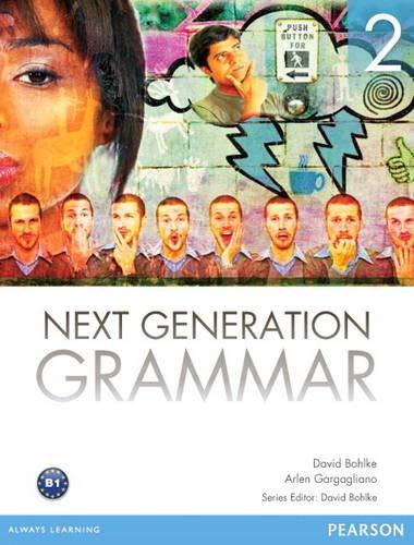 9780132760546: Next Generation Grammar 2 with MyEnglishLab