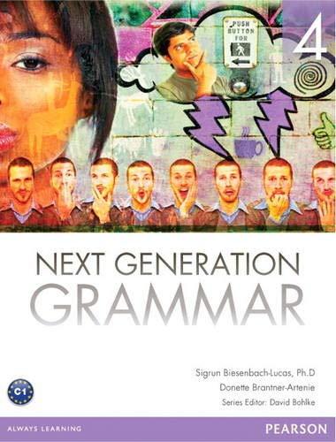9780132760577: Next Generation Grammar 4 with MyEnglishLab
