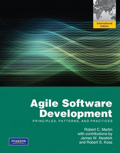 9780132760584: Agile Software Development, Principles, Patterns, and Practices: International Edition