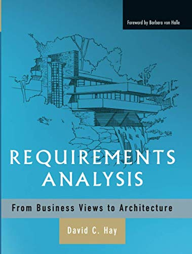 9780132762007: Requirements Analysis: From Business Views to Architecture
