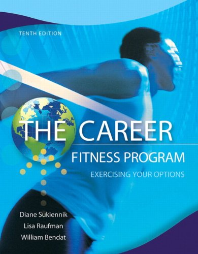 9780132762335: The Career Fitness Program: Exercising Your Options (10th Edition)