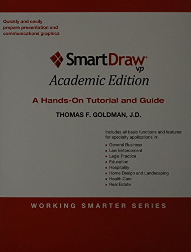 9780132762847: Smartdraw vp: A Hands-On Tutorial and Guide [With Access Code] (Working Smarter)