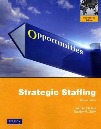9780132763592: Strategic Staffing