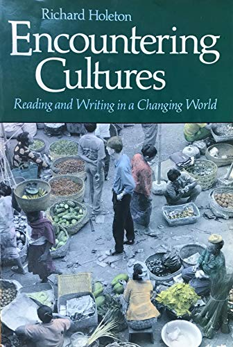 9780132763790: Encountering Cultures: Reading and Writing in a Changing World