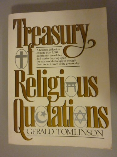 Treasury of Religious Quotations: Prentice Hall Direct