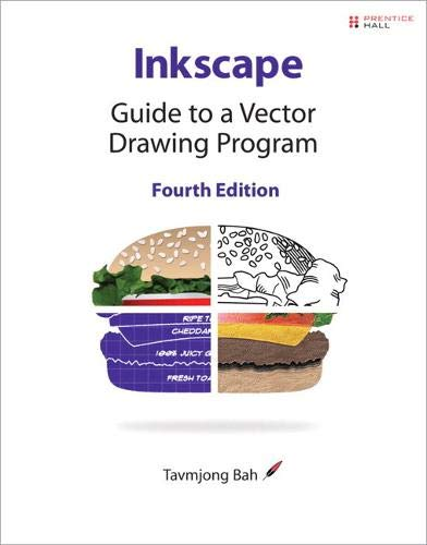 9780132764148: Inkscape: Guide to a Vector Drawing Program (4th Edition) (Sourceforge Community Press)