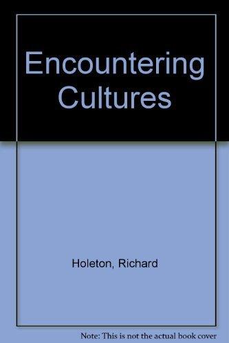 9780132764377: Encountering Cultures
