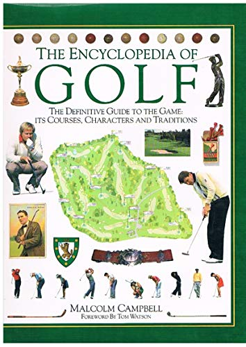 The Encyclopedia of Golf: Malcolm Campbell