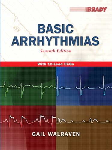 9780132766289: Basic Arrhythmias and Resource Central EMS Student Access Code Card Package (7th Edition) (EKG)