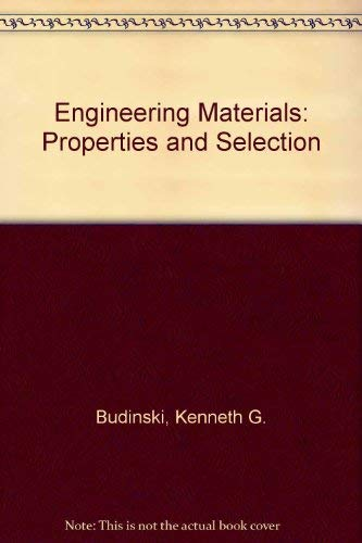 9780132766357: Engineering Materials: Properties and Selection