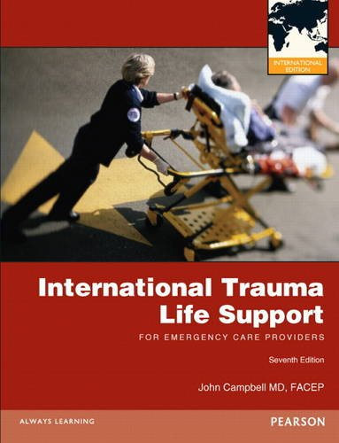9780132766661: International Trauma Life Support for Emergency Care Providers:International Edition