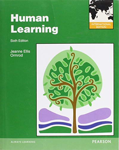 9780132766678: Human Learning
