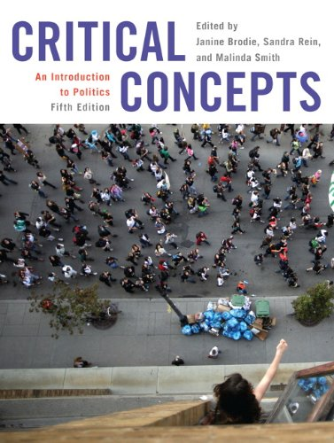 9780132766838: Critical Concepts An Introduction to Politics