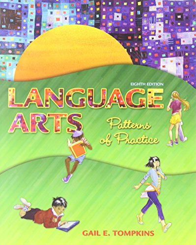 9780132766869: Language Arts: Patterns of Practice Plus MyEducationLab with Pearson eText -- Access Card Package (8th Edition) (Books by Gail Tompkins)