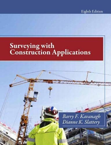 9780132766982: Surveying with Construction Applications (8th Edition)