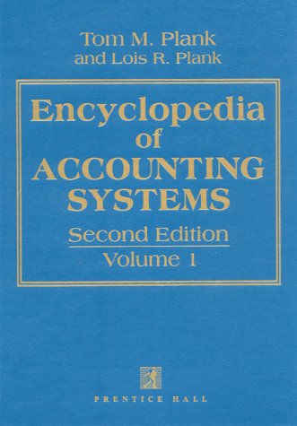 9780132768177: Encyclopedia of Accounting Systems ( 2-volume set )