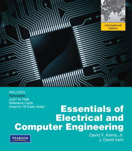 9780132768986: Essentials of Electrical and Computer Engineering