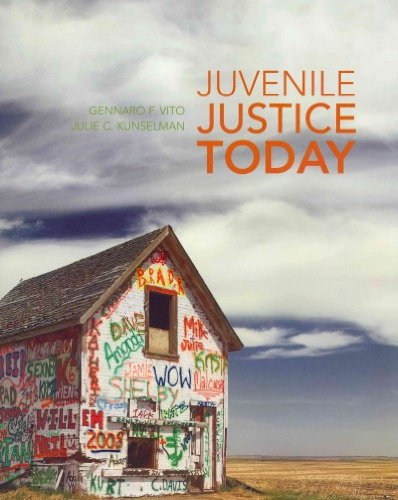 9780132769136: Juvenile Justice Today with MyCrimeKit -- (Valuepack item only)