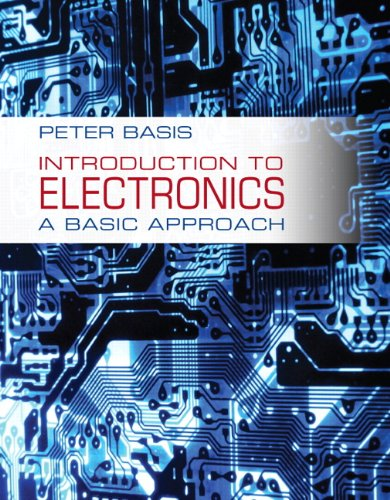 9780132770224: Introduction to Electronics: A Basic Approach