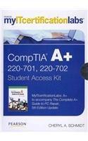 9780132770767: CompTIA A+ 220-701 220-702 Access Code