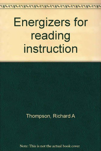 9780132772280: Energizers for reading instruction