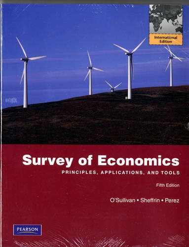 9780132773898: Survey of Economics: Principles, Applications and Tools Plus MyEconLab with Pearson Etext Student Access Code Card Package