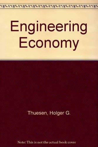 9780132774420: Engineering Economy