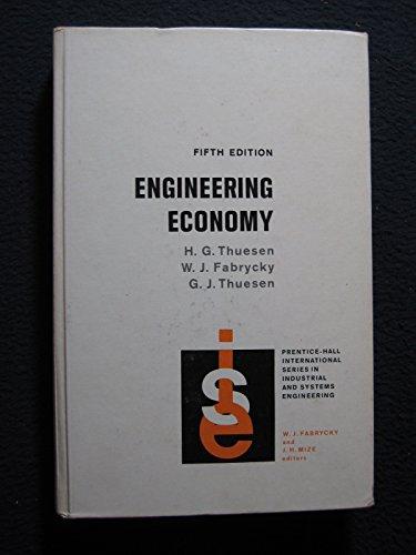 9780132774918: Engineering Economy