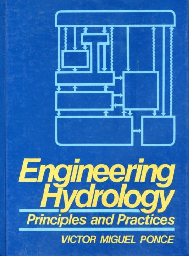 9780132778312: Engineering Hydrology: Principles and Practices