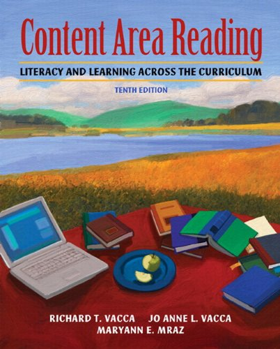 9780132779401: Content Area Reading: Literacy and Learning Across the Curriculum, Student Value Edition (10th Edition)