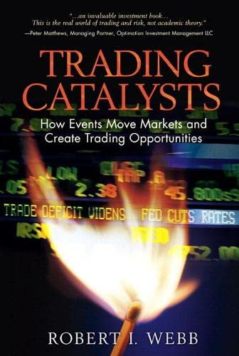 9780132782050: Trading Catalysts: How Events Move Markets and Create Trading Opportunities