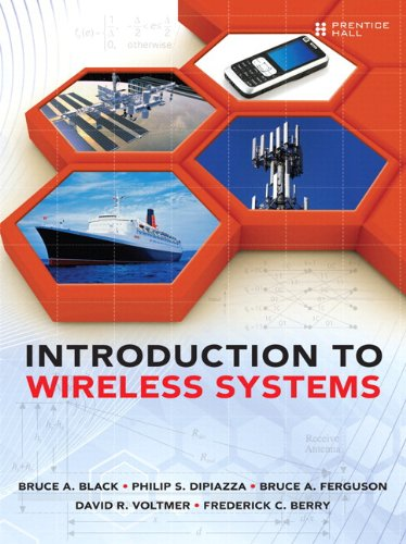 9780132782241: Introduction to Wireless Systems