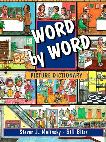 9780132782357: Word by Word Picture Dictionary