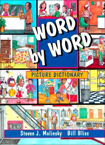 9780132783194: Picture Dictionary, Hardcover, Word by Word