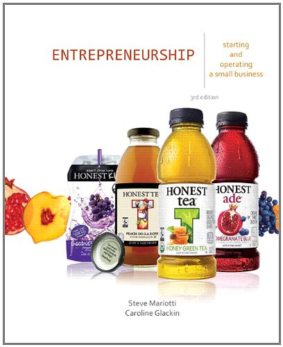 9780132784085: Entrepreneurship: Starting and Operating a Small Business (3rd Edition)