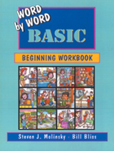 9780132785167: Word by Word Basic Picture Dictionary Beginning Workbook