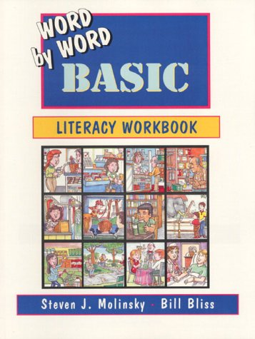 9780132785242: Word by Word Basic Picture Dictionary: Basic Literacy Workbook