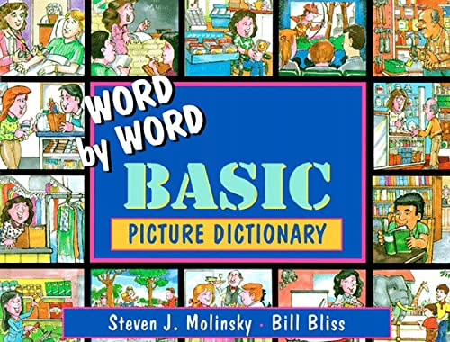 9780132785655: Word by Word Basic Picture Dictionary