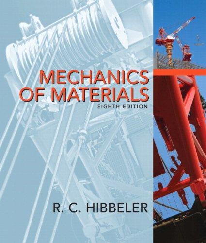 Mechanics of Materials and MasteringEngineering with Pearson: Hibbeler, Russell C.