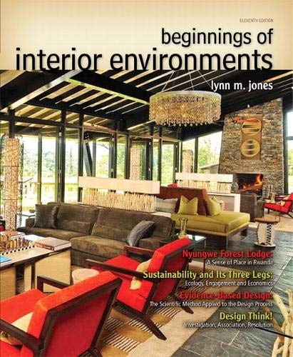 9780132786003: Beginnings of Interior Environments (Fashion)
