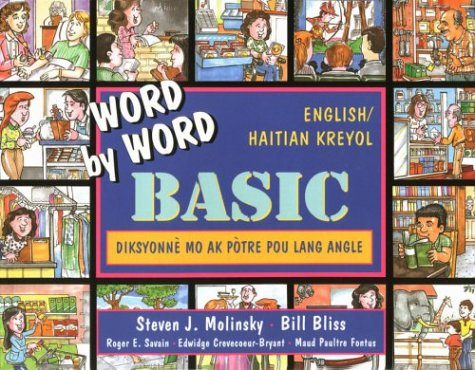 9780132786157: Word By Word Basic Haitian/Kreyol Bilingual Edition