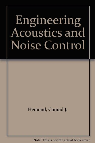 9780132789110: Engineering Acoustics and Noise Control