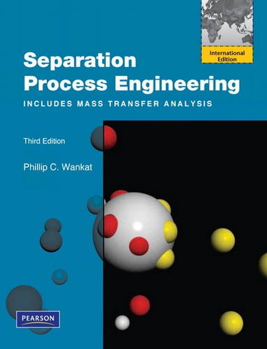 9780132790215: Separation Process Engineering: Includes Mass Transfer Analysis