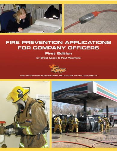 9780132790628: Fire Prevention Applications for Company Officers