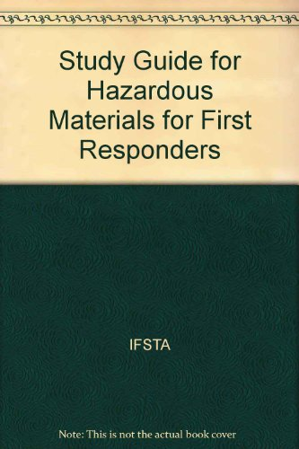 9780132790789: Study Guide for Hazardous Materials for First Responders