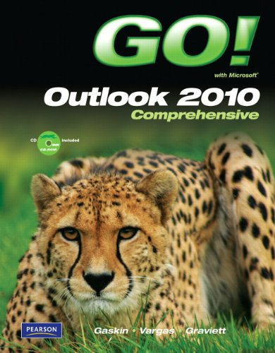 9780132791281: GO! with Microsoft Outlook 2010 Comprehensive