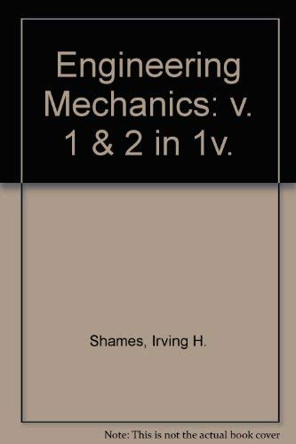 9780132791663: Engineering Mechanics: v. 1 & 2 in 1v.
