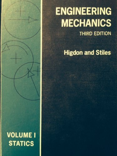 9780132792738: Engineering Mechanics Statics Vol 1 (v. 1)