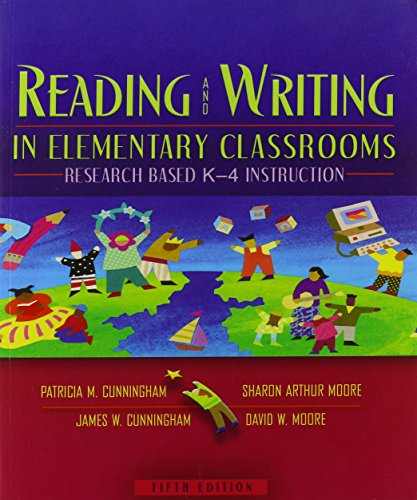 9780132793506: Reading and Writing in Elementary Classrooms: Research-Based K-4 Instruction with MyEducationLab (5th Edition)