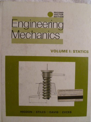9780132793988: Engineering Mechanics: Statics v. 1